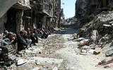 """Nỗi thống khổ nơi """"tận cùng địa ngục"""" ở Syria"""