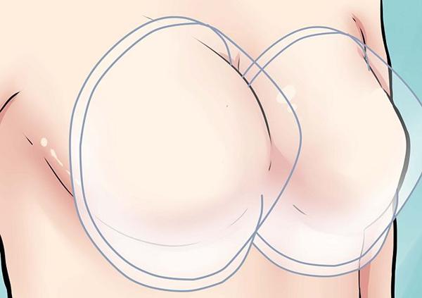 4 cách, ngực lép, đầy đặn, hô biến