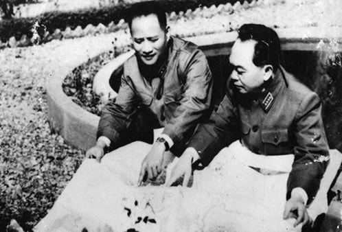 Đại tướng, Hoàng Văn Thái, Bộ Quốc phòng