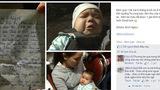 Bé trai 8 tháng tuổi bị bỏ rơi cùng bức thư đẫm nước mắt của mẹ