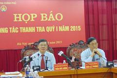Tổng TTCP gọi điện cho đoàn thanh tra cây Hà Nội