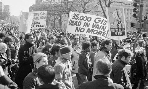 chiến tranh Việt Nam, Mỹ, phản chiến, The Guardian