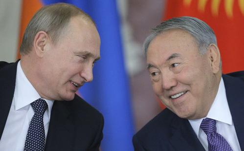 Tuyến đầu cuộc chiến giành ảnh hưởng của Nga – Trung
