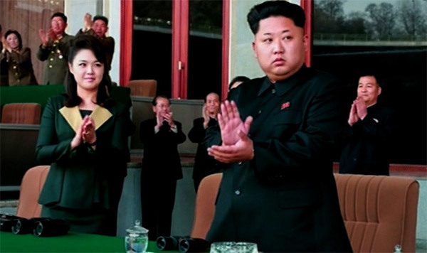 Hình ảnh mới về cặp vợ chồng nổi tiếng nhất Triều Tiên