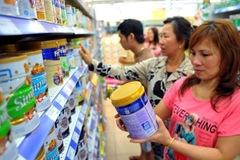 50 mặt hàng sữa sẽ giảm giá từ 20/4