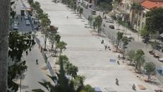 Vận hành thử nghiệm phố đi bộ đầu tiên tại Việt Nam