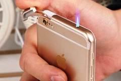 Apple sản xuất bật lửa bán ở chợ Đồng Xuân?
