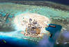 Artificial islands: 'military fortresses' or 'sandcastles'?