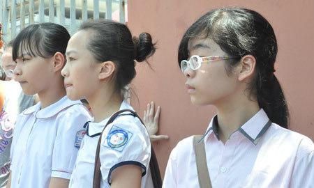 Trường chuyên Hà Nội-Ams xét tuyển vào lớp 6