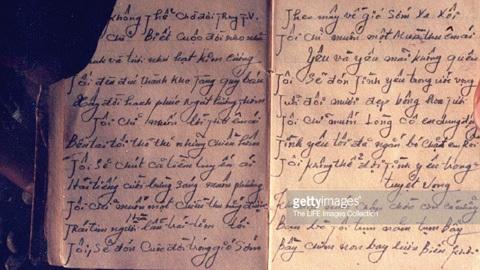 Cuốn nhật ký bằng thơ và chuyến đi hòa giải
