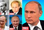 Những hình ảnh chứng minh Putin đi ngược quá trình lão hóa
