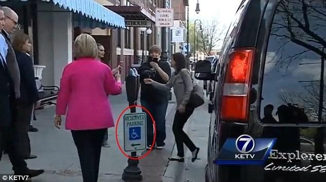 khám phá, xe 'Scooby Doo', bà Clinton, tranh cử, Tổng thống