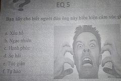 Thử sức với bài test IQ, EQ vào lớp 6