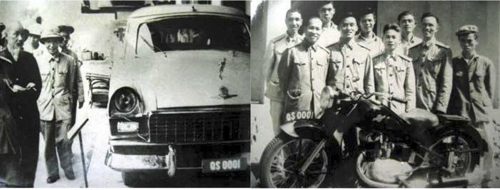 Người Việt chế tạo được ôtô từ năm 1958