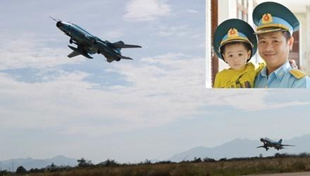 máy bay Su 22, gặp nạn, phi công giỏi, biển Bình Thuận