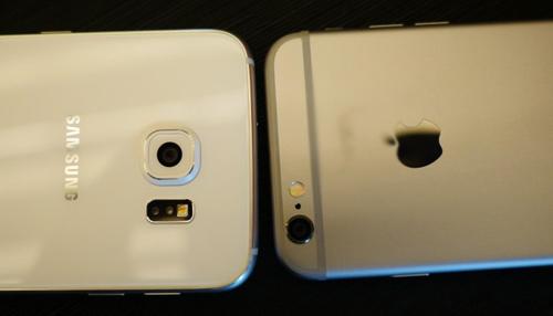 Galaxy S6 có thể giúp Samsung lật đổ ngôi vương của Apple?