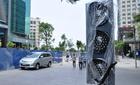 Phố đi bộ Sài Gòn lắp đèn tín hiệu giao thông có âm thanh