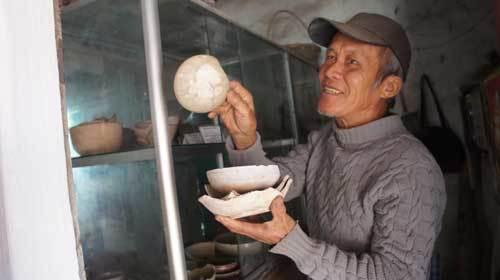Lão gàn Gia Lâm và kho gốm cổ tiền tỷ