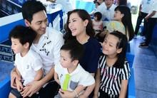 Nhan sắc trẻ đẹp của vợ MC Phan Anh dù đã 3 con