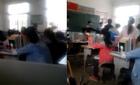 Thầy trò loạn đả trong lớp học ở Trung Quốc