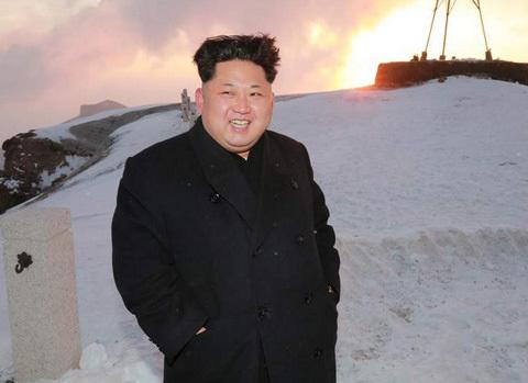 Kim Jong Un chinh phục đỉnh cao nhất Triều Tiên