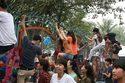 Hỗn loạn hiếm thấy ngày công viên nước miễn phí