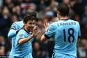 Highlights: Man City 2-0 West Ham