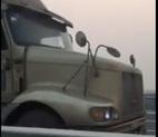 """Khiếp đảm container phóng """"bạt mạng"""" ngược chiều cầu Nhật Tân"""