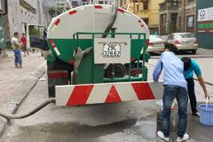 Dân khu đô thị Dịch Vọng 'vật vã' vì thiếu nước