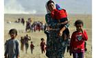 Nữ con tin kể chuyện IS rút thăm chọn nô lệ tình dục
