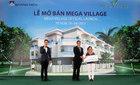Nhà liên kế vườn Mega Village đắt khách ngày đầu ra mắt