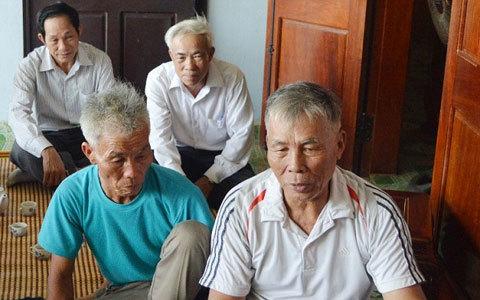 Liệt sĩ trở về sau 50 năm hy sinh