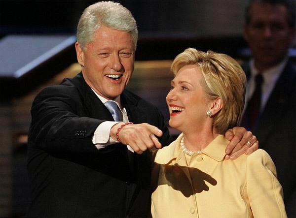 Bill Clinton nói gì khi vợ tranh cử Tổng thống?