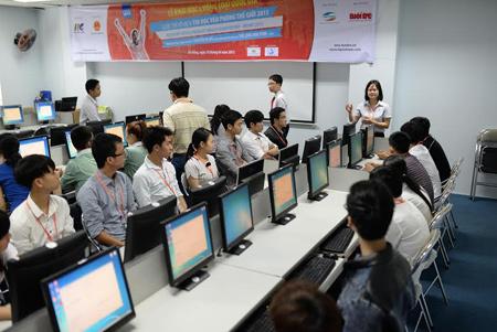 cuộc thi tin học văn phòng thế giới, MOSWC