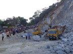 Hà Giang: Sập mỏ đá 2 người chết