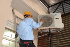 Ngày nóng đầu mùa, thợ điều hòa kiếm đủ 5 triệu