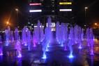 Nhạc nước lung linh trên phố đi bộ đầu tiên ở Sài Gòn