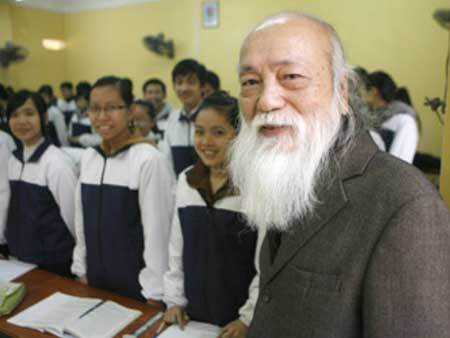 tuyển sinh, lớp 6, trường tư, PGS Văn Như Cương