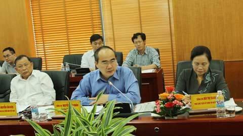 hành chính công,  Bộ trưởng Nội vụ, chỉ số hài lòng, Nguyễn Thái Bình, MTTQ, cải cách hành chính