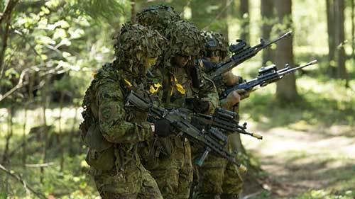 NATO tập trận kỹ thuật số rầm rộ ở Estonia