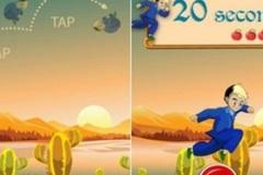 20 Seconds Jump - game mobile lấy hình ảnh Sơn Tùng M-TP do người Việt tự phát triển