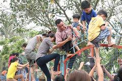 'Hà Nội quá thiếu chỗ vui chơi cho trẻ'
