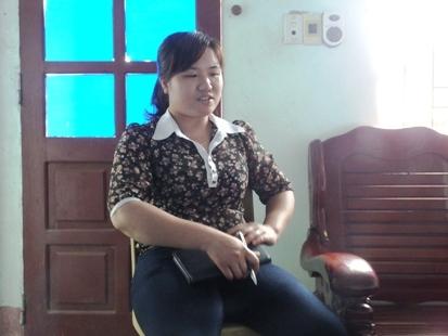 Địa chính xã, vòi tiền, sổ đỏ, phiếu thu, Thanh Hóa