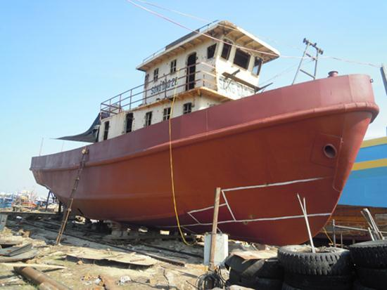 nghị định 67, đóng tàu, ngư dân, hàng hải, tàu biển, ra khơi, đóng mới, Bộ Nông nghiệp, cho vay