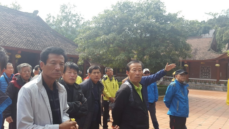 Hơn 2 triệu lượt khách đổ về Yên Tử trong mùa lễ hội
