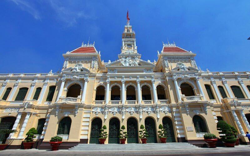 Sài Gòn, những tuyệt tác kiến trúc lộng lẫy