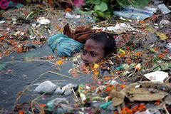 Những hình ảnh sốc về ô nhiễm môi trường