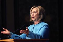 Hillary Clinton công kích dữ dội phe Cộng hòa
