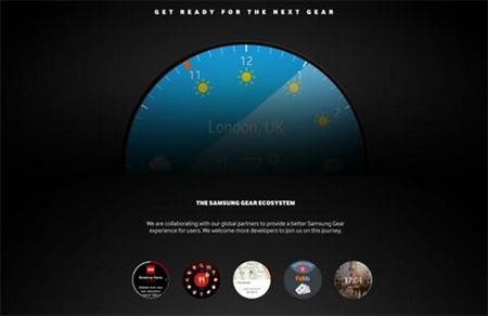 Samsung 'úp mở' smartwatch Gear mặt tròn