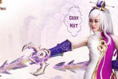 Nữ tướng 3Q Củ Hành đẹp ngỡ ngàng trong bộ cosplay sexy hết cỡ